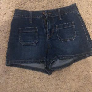 Size 0 Old Navy Shorts